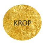 Golden dots_KROP_red